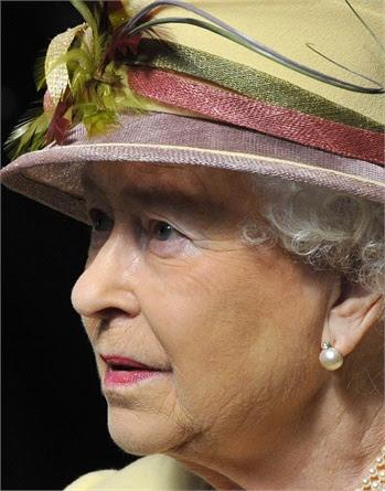 Tutti i colori della Regina