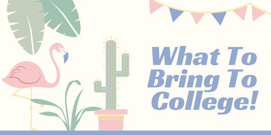 What To Bring To College - The ULTIMATE College Packing List | Uni Baggage