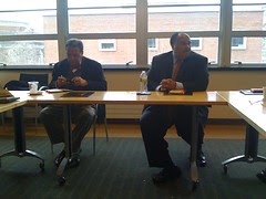 Andrew Young & Martin Luther King III