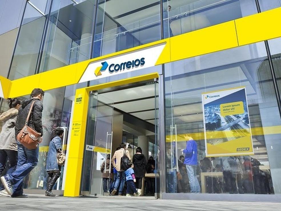 Correios dizem que e-Sedex só atendia 250 cidades brasileiras (Foto: G1 )