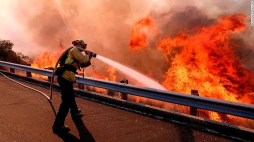 Iran Sympathizes with US over Deadly #California Fires