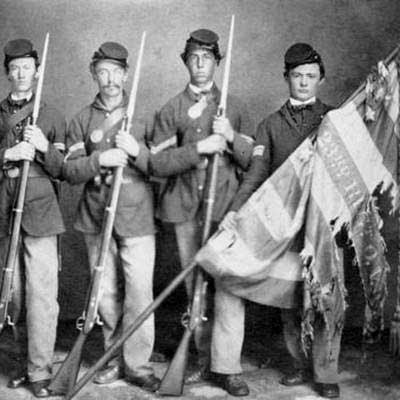 Flags flew during disputed election - Gettysburg Flag Works Blog
