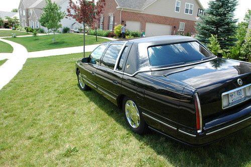 Find used 1999 Cadillac DeVille Concours Sedan 4-Door 4.6L ...