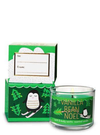 Vanilla Bean Noel Mini Candle | Bath & Body Works