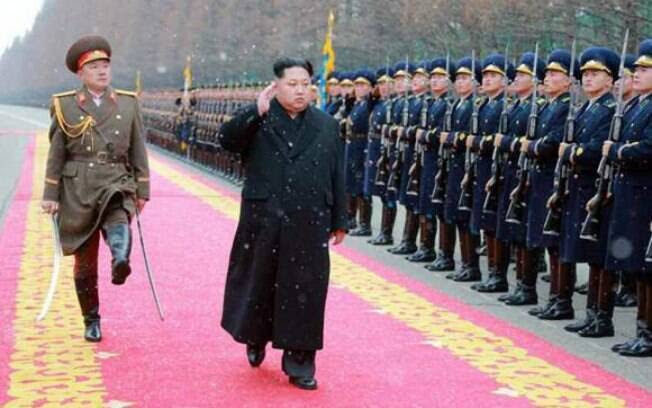 Kim Jong-un: ações tresloucadas que mantém regime cada vez mais fechado para o mundo