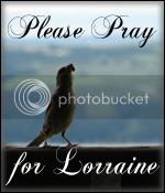 Pray for Lorraine