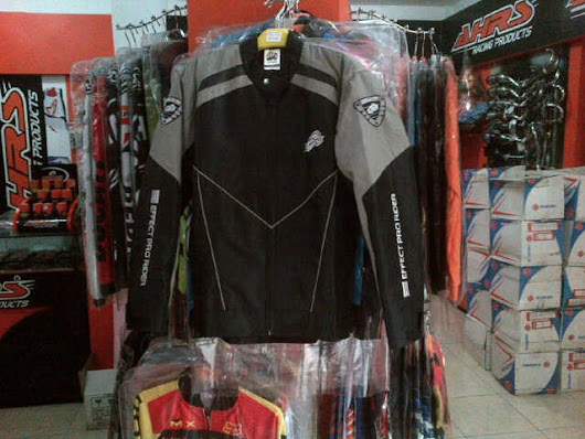 Jaket Touring Effect Grey AHRS