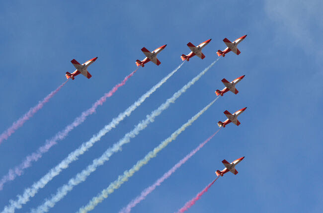 El Día de las Fuerzas Armadas: más de 300 actos en toda España ...