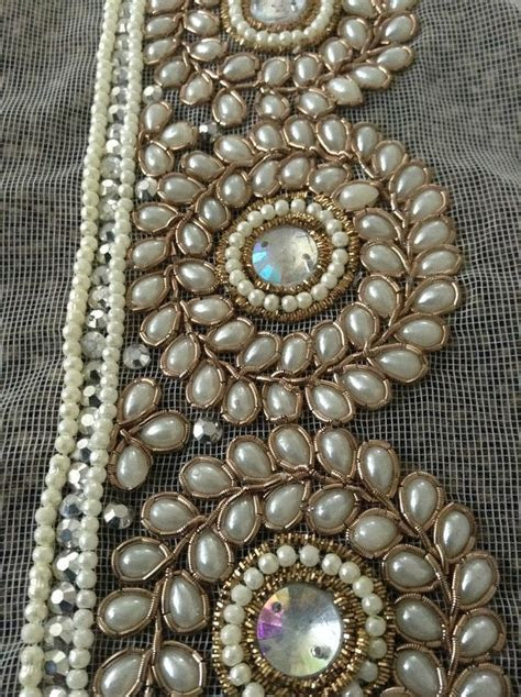 ideas  indian embroidery  pinterest