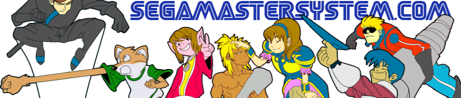 Retrogaming, SEGA, Master System