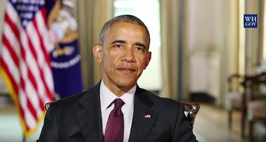 President Obama Celebrates Stonewall National Monument, LGBT Progress in Weekly Address: WATCH - Towleroad