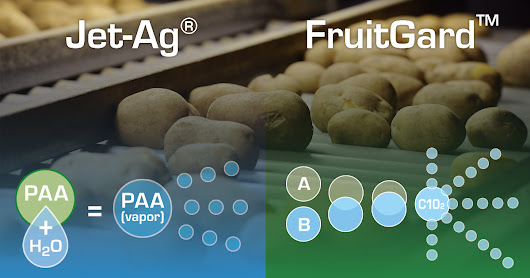 Make sure your spuds are ready to roll into storage with Jet-Ag or FruitGard