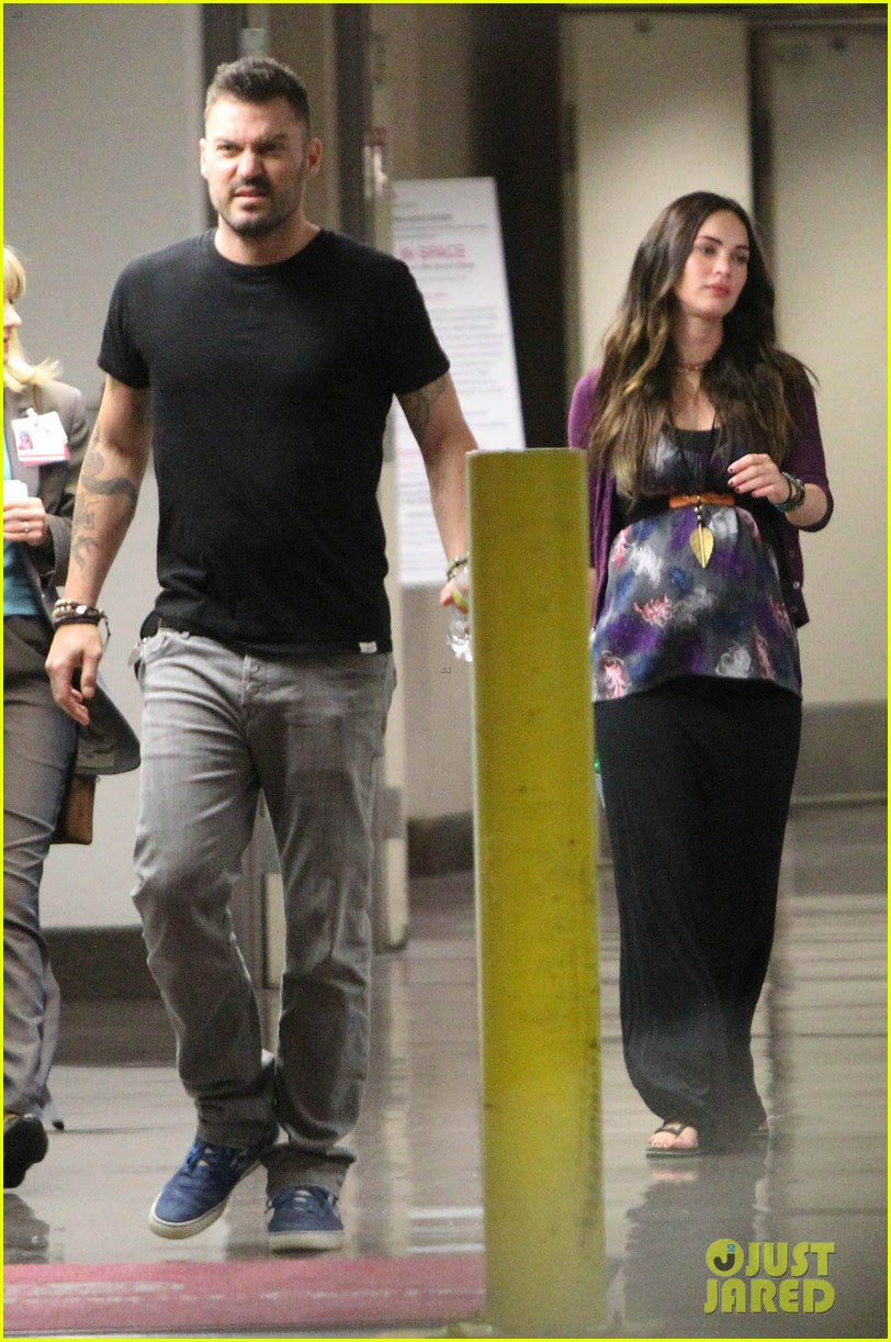 megan fox doctors appointment with brian austin green 03