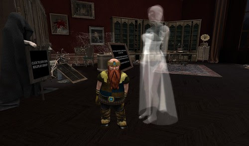 A Visit To Fogs End In Second Life