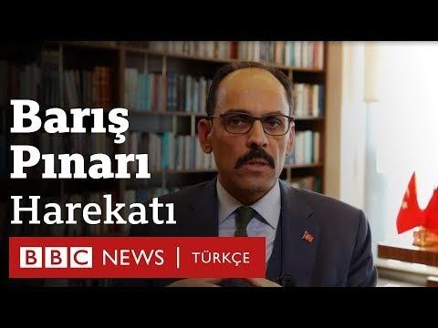 İbrahim Kalın, BBC'ye konuştu