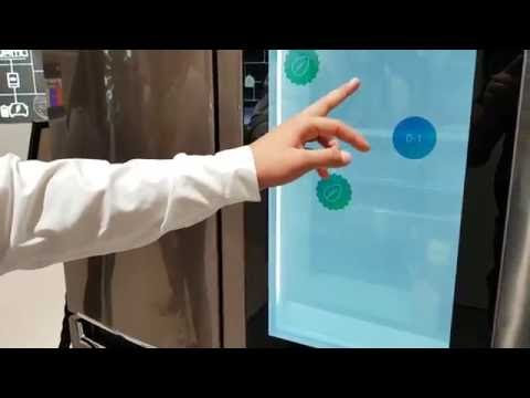 LG Unveils Refrigerators With Windows 10 Touchscreens