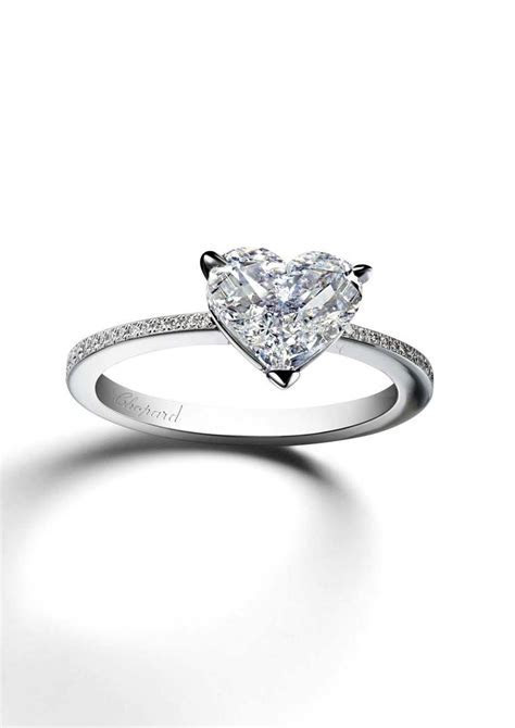 Heart engagement rings: not such a Bad Romance after all