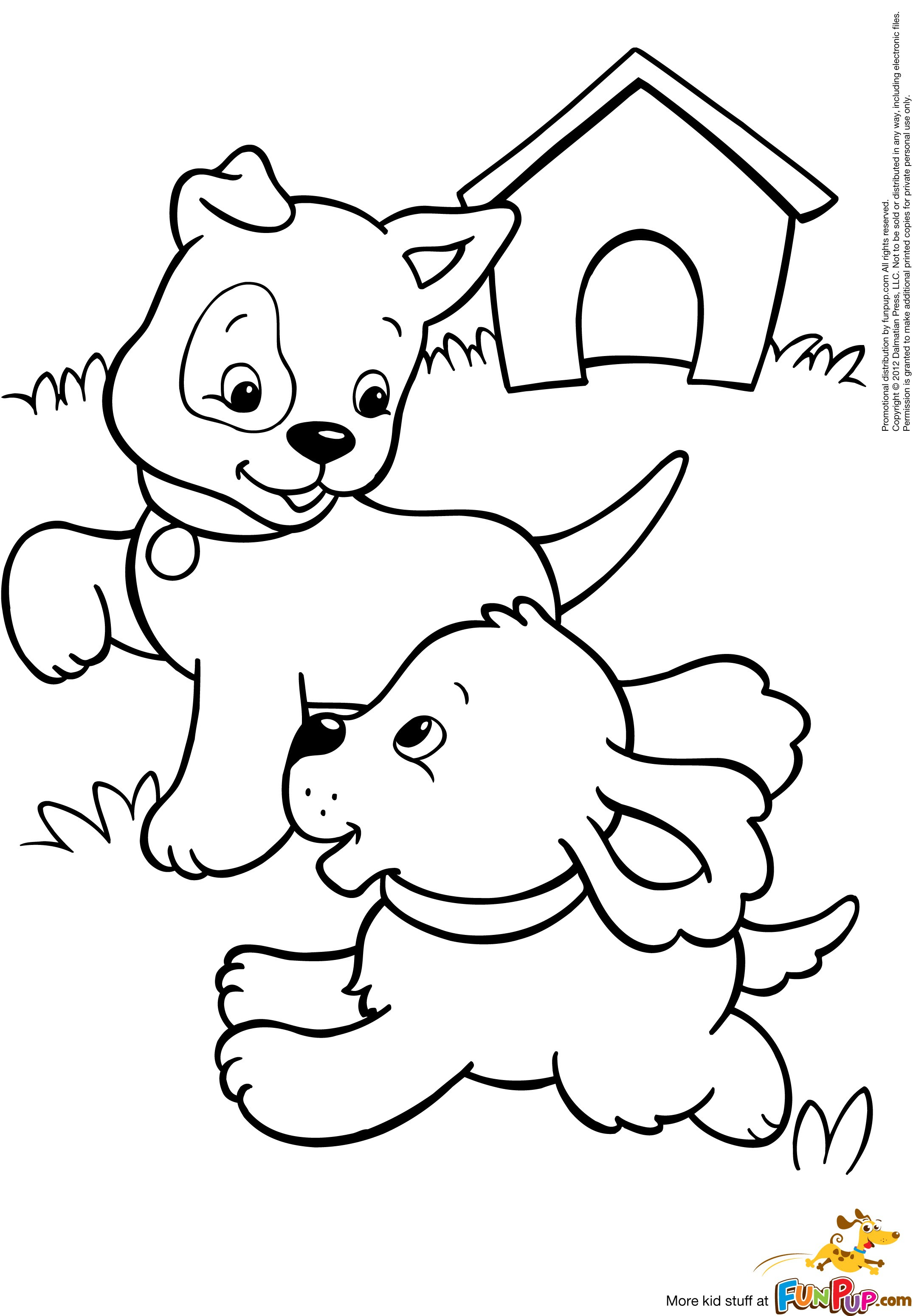 - Realistic Puppy Coloring Pages Download And Print For Free