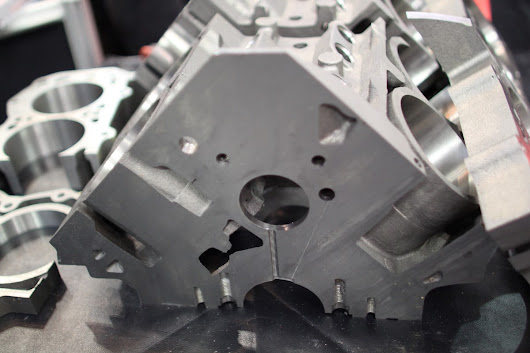 World Products' Man O'War Ford Windsor Block Is All New - EngineLabs