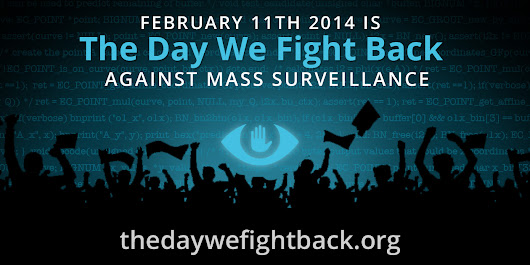 The Internet is rising up in protest on February 11th