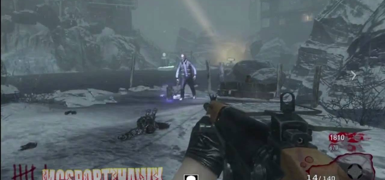 How To Activate Pack A Punch In Call Of The Dead And Kill