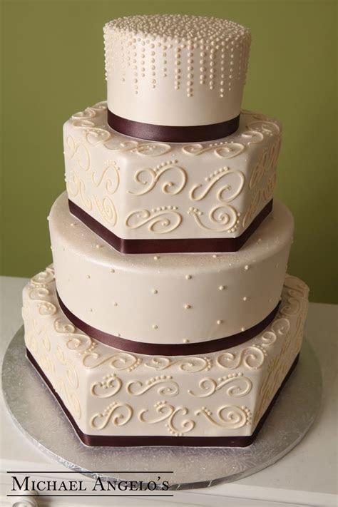 Swirls & Dot Piping #8Ribbons   Ribbons and Swirls   Cake