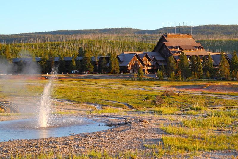 IMG_7026 Old Faithful Inn, Yellowstone National Park
