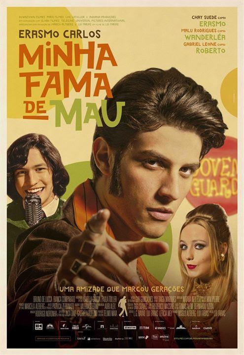 Minha Fama de Mau : Poster