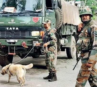Pulwama attack key conspirator, aide killed in J&K encounter