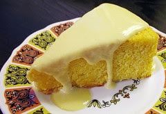 a mild cake for pleasant dreams