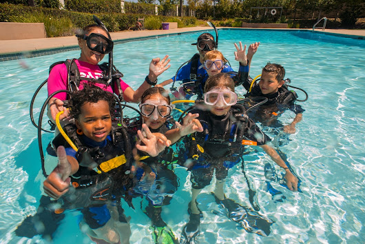 9 Steps to Become a Scuba Role Model