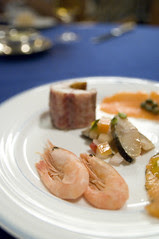 Smörgåsbord, Restaurant Stockholm, Akasaka Mitsuke