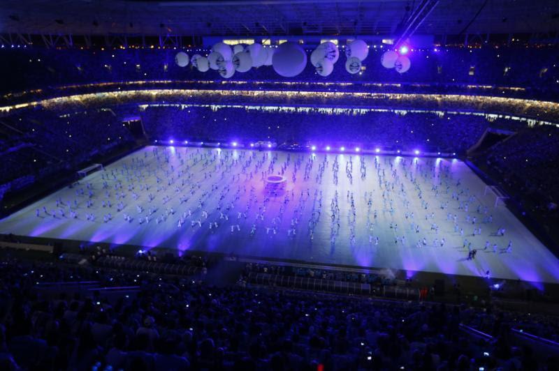 Festa para uma Arena lotada:imagem 20