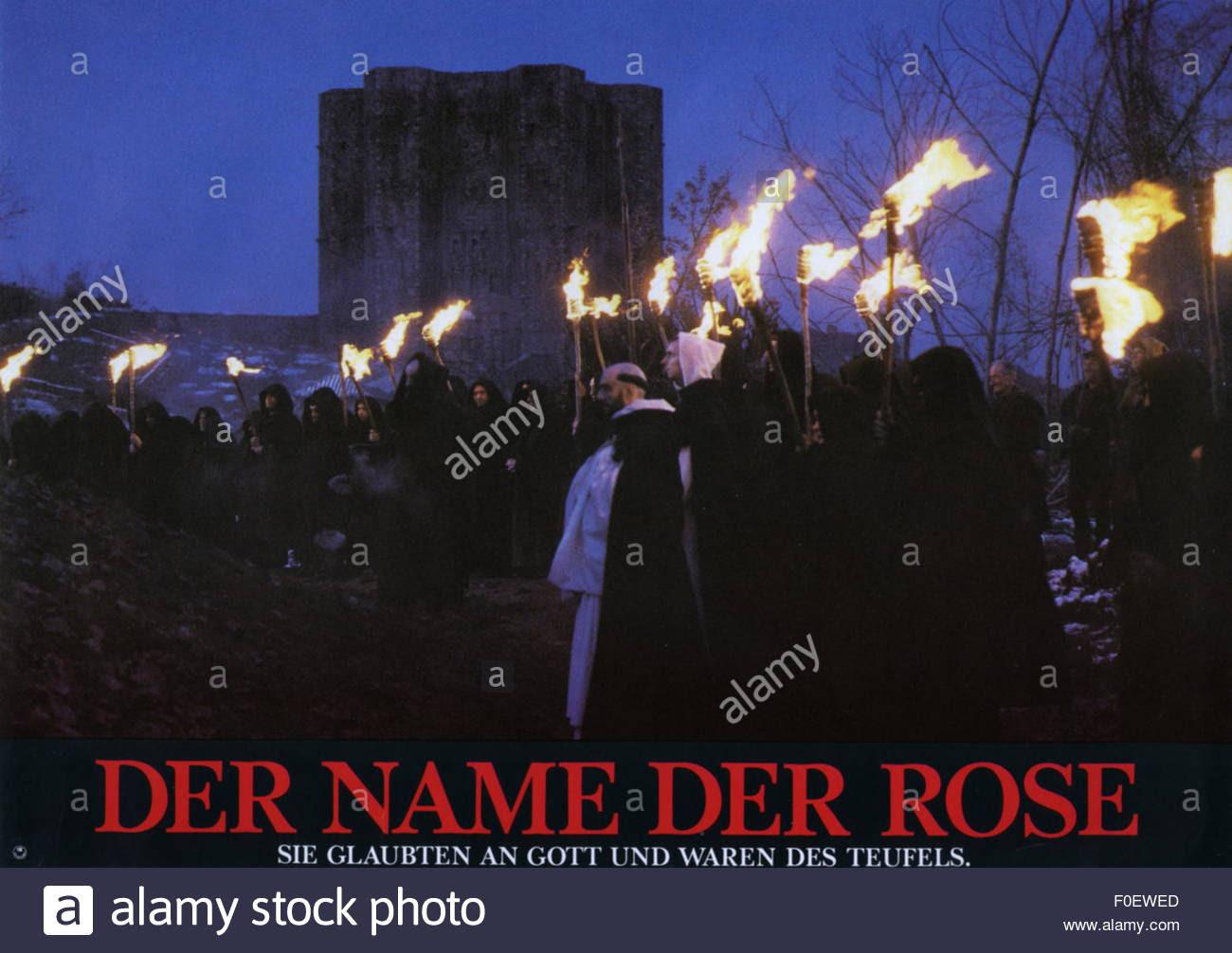 Bildergebnis für il nome della rosa qualtinger