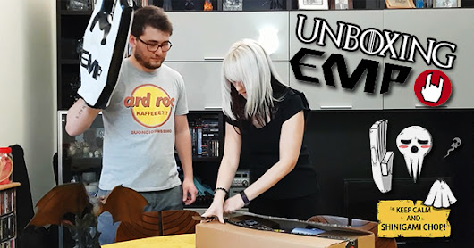 Unboxing #4: Merchandising EMP a tema Game of Thrones!