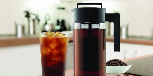 This best-selling coffee maker will make you amazing cold brew at home — and it's under $20