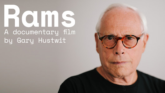 RAMS: The First Feature Documentary About Dieter Rams