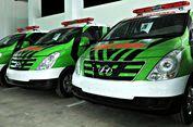 Ambulans Hyundai Dipilih Pemprov DKI