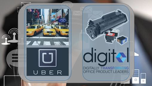 What Do Uber and Office Products Have in Common?