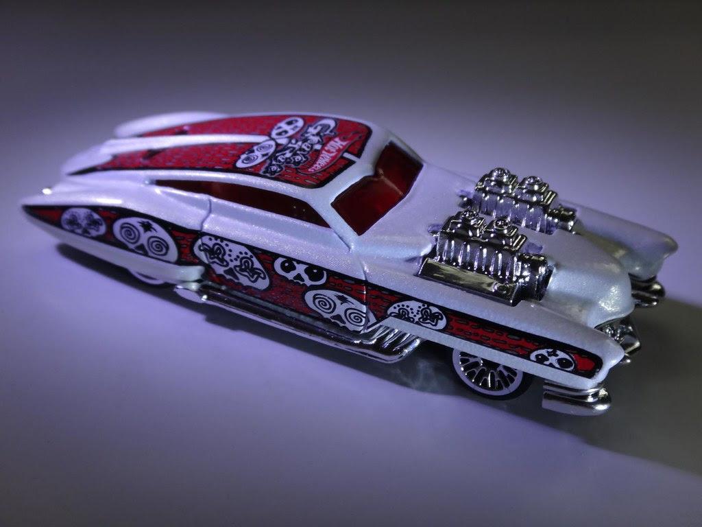 2002 hot wheels grave rave evil twin