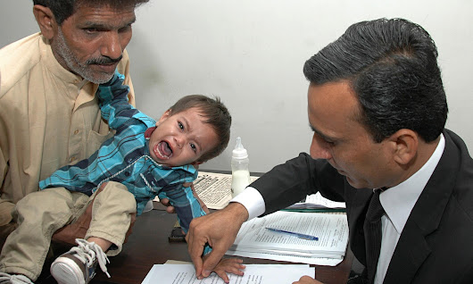 Pakistani baby charged with attempted murder goes into hiding