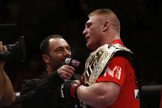 Morning Report: Concussion concerns may stop Brock Lesnar from making a return to UFC