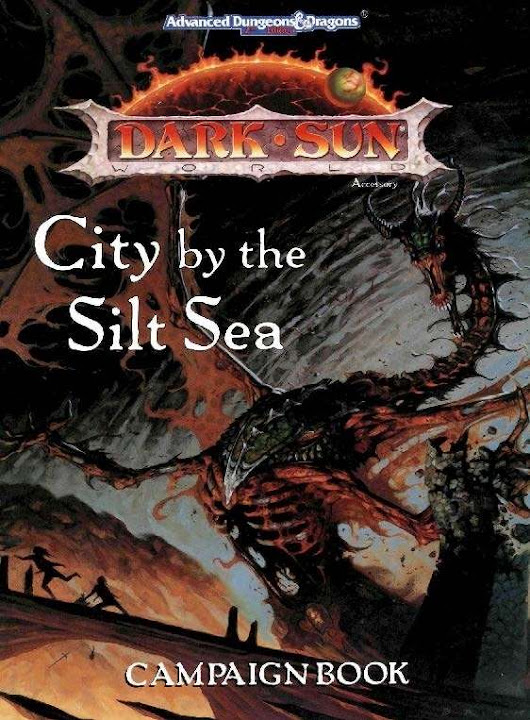 City By the Silt Sea (2e) - Wizards of the Coast |  | AD&D 2nd Ed. | Dark Sun | AD&D 2nd Ed.Dungeons & Dragons Classics
