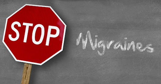 What Can I Do the Stop a Migraine?