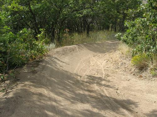 Bike track