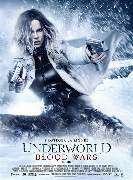 Underworld - Blood Wars : Affiche