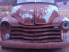 rusty truck installation (5)
