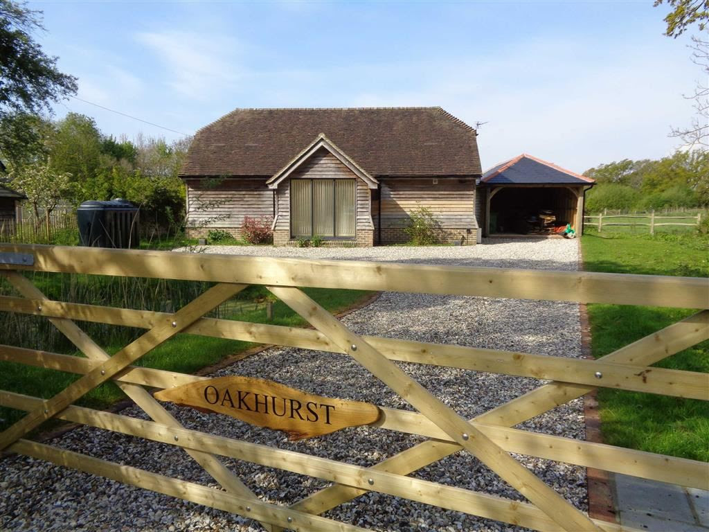 Barn Conversions For Sale In Sussex - modern house
