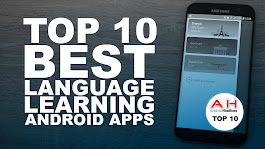 Best Android Apps — Language Learning — February 2018