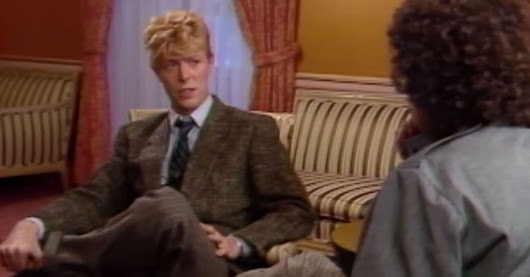 David Bowie pulled no punches calling out MTV for ignoring black artists in 1983